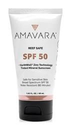 Amavara Spf 50 Tinted Lotion With Earthwell Zinc Technology (2020)