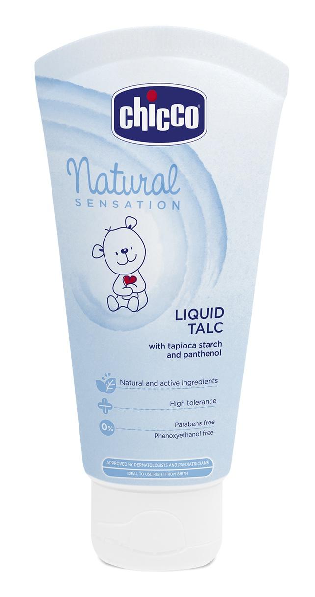 Chicco Natural Sensation Liquid Talcum