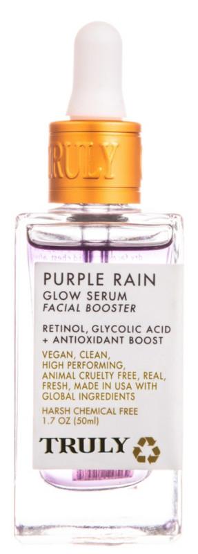 Truly Purple Rain Glow Serum