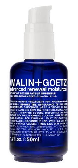 MALIN + GOETZ Advanced Renewal Moisturiser
