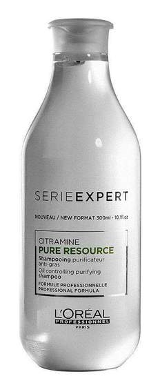 L'Oreal Professionnel Citramine Pure Resource Oil Controlling Purifying Shampoo