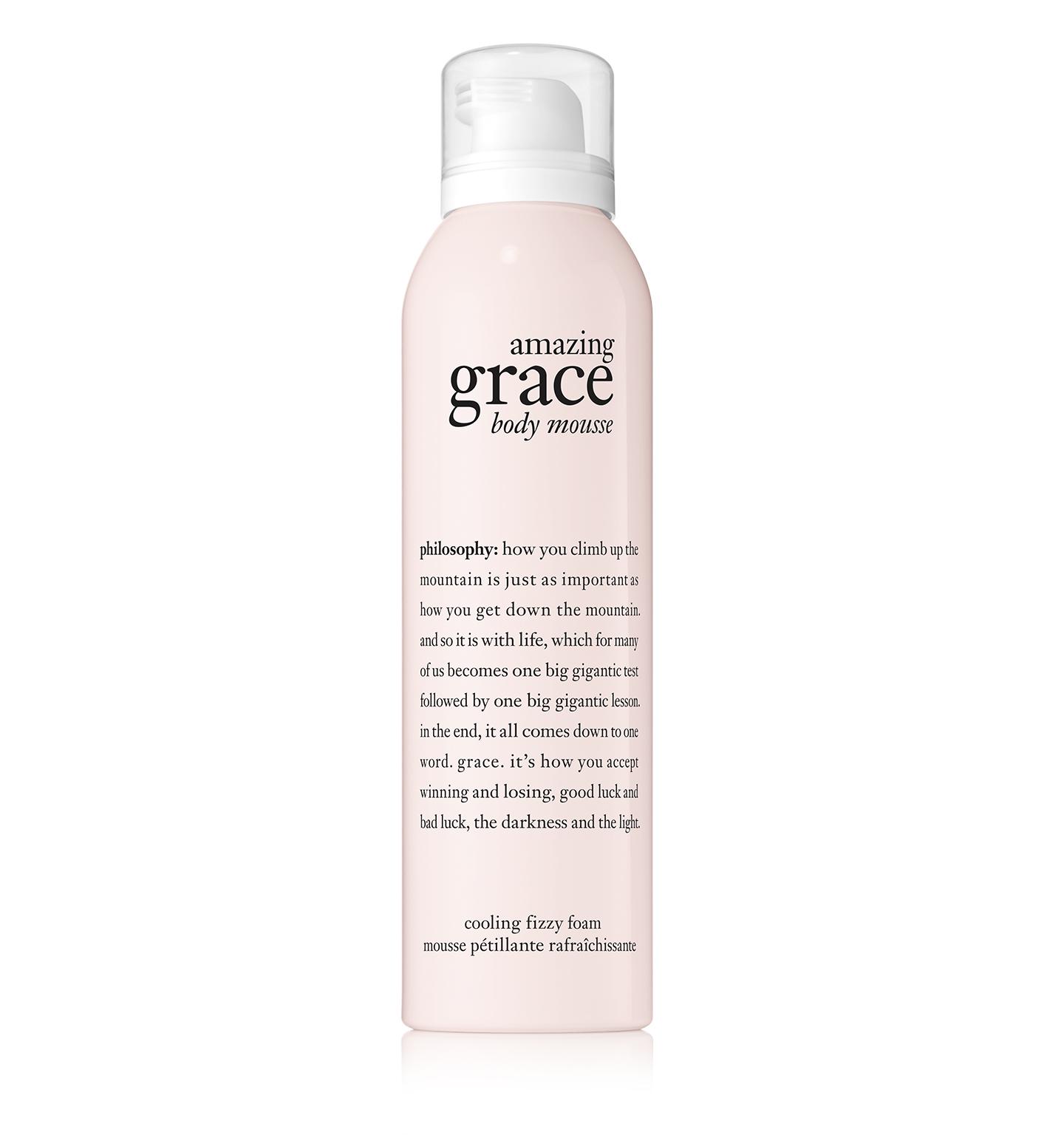 Philosophy Amazing Grace Body Serum Mousse