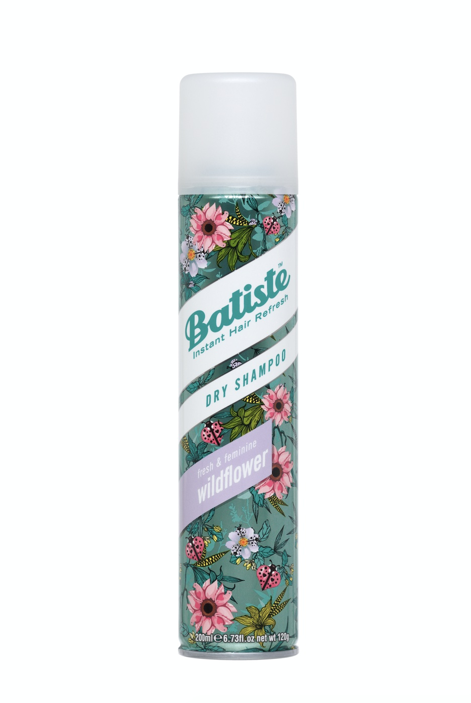 Batiste Dry Shampoo - Wildflower