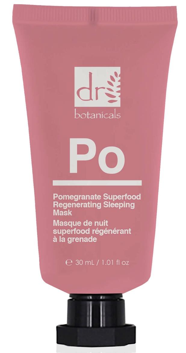 Dr Botanicals Pomegranate Superfood Regenerating Sleeping Mask