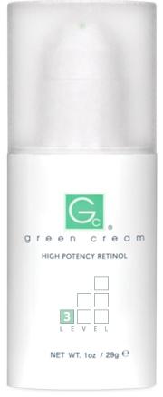 Green cream High Potency Retinol