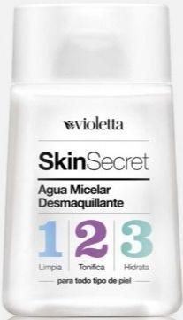 Violetta Skin Secret Agua Micelar Bifásica