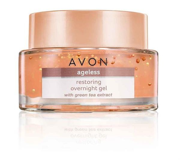 Avon ageless Restoring Overnight Gel
