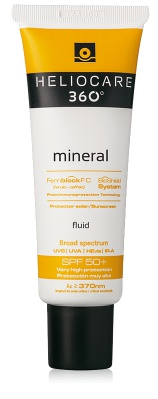 Heliocare 360° Mineral Fluid Spf 50
