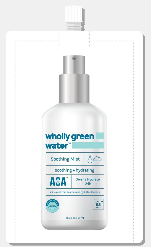 AOA Skin Wholly Green Water Soothing Mist