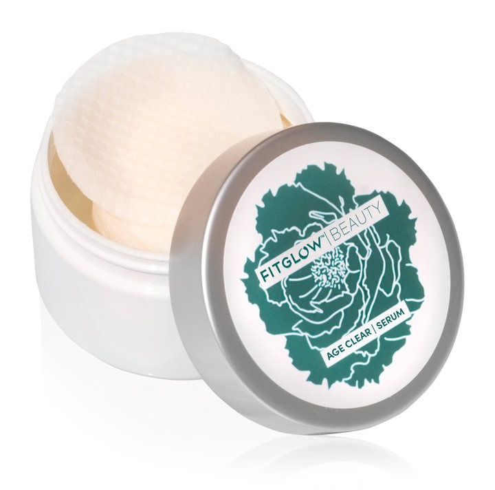 Fitglow Age Clear Serum Pads