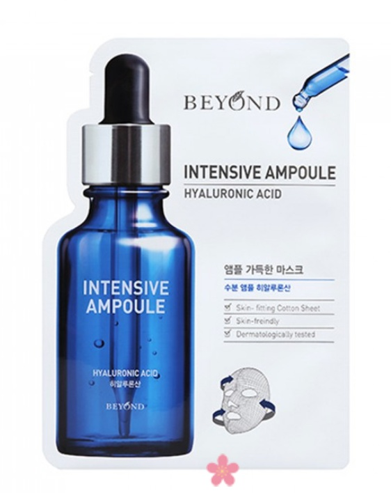 BEYOND Intensive Ampoule Mask - Hyaluronic
