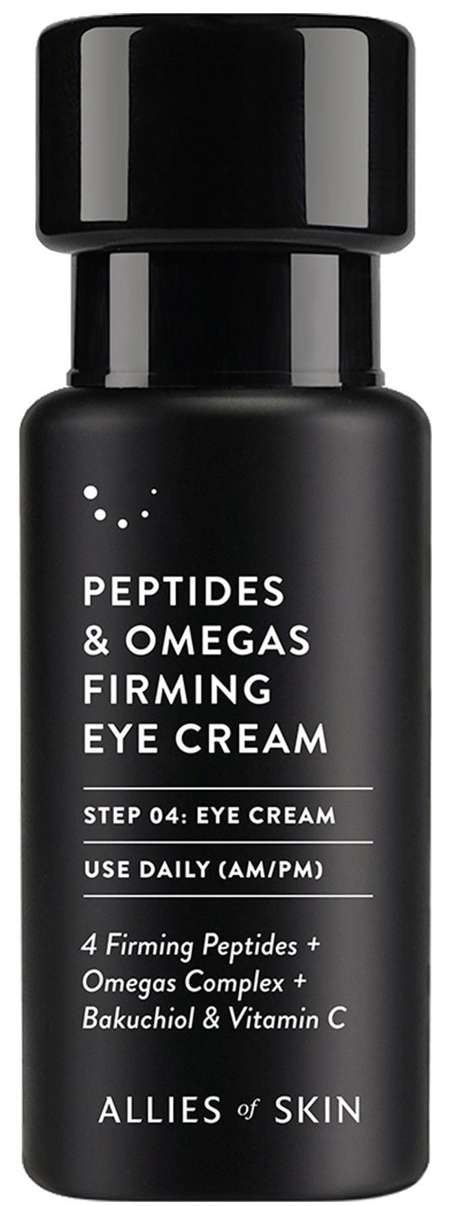 Allies of Skin Peptides & Omegas Firming Eye Cream