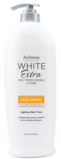 Avénine White Extra Lotion Kojic Bright