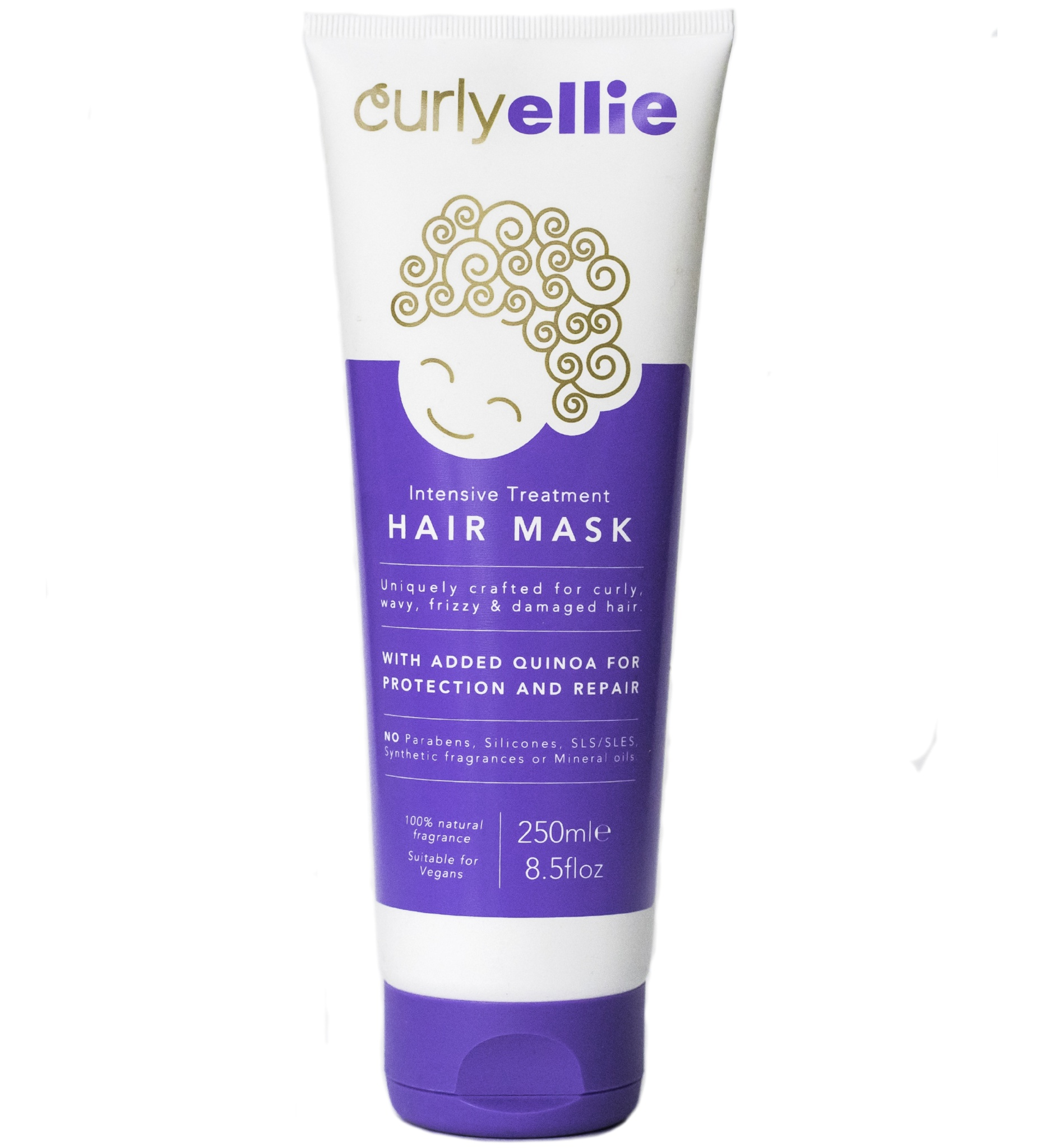 Curly Ellie Intensive Treatment Mask