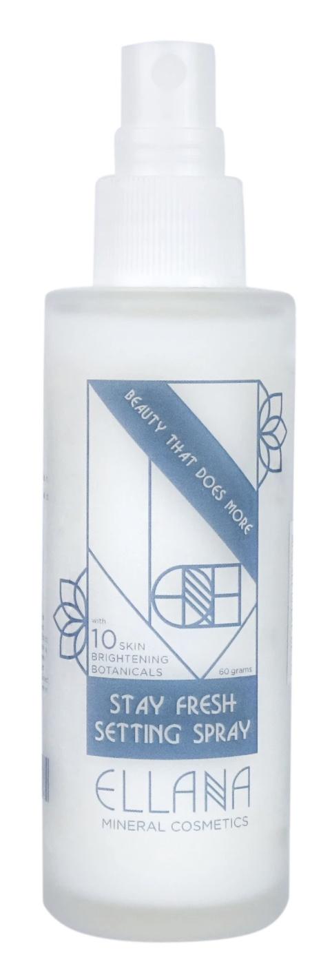 Ellana Mineral Cosmetics Stay Fresh Setting Spray