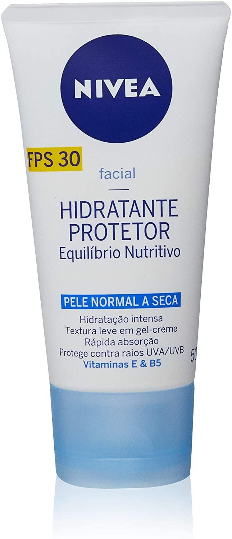 Nivea Hidratante Protetor Pele Normal A Seca Fps 30