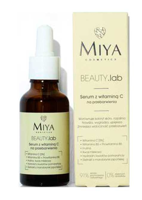 Miya Cosmetics Soro Com Vitamina C Beauty.Lab