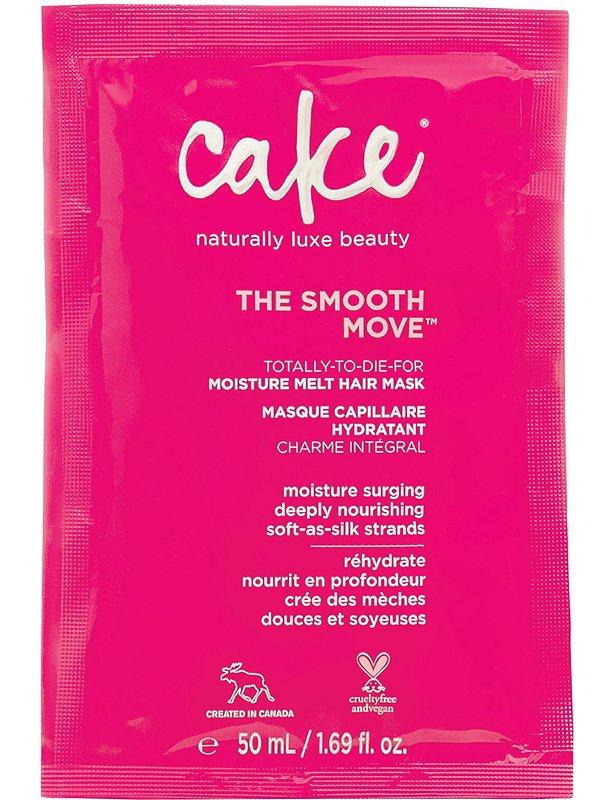 Cake The Smooth Move Moisture Melt Hair Mask