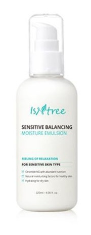 Isntree Sensitive Balancing Moisture Emulsion