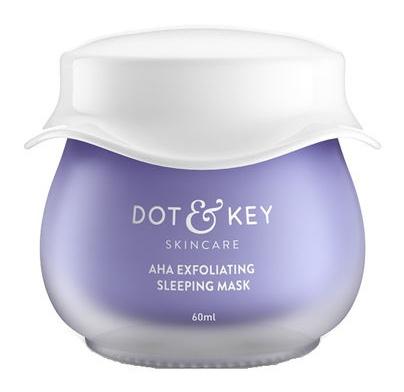 Dot & Key Aha Exfoliating Sleeping Mask