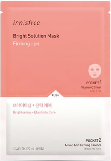 innisfree Bright Solution Mask [Firming]