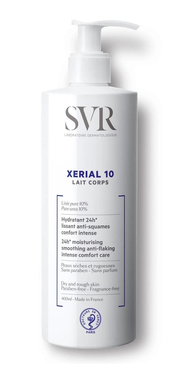SVR Xerial 10 Lait Corps
