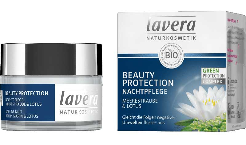 lavera Beauty Protection Night Cream