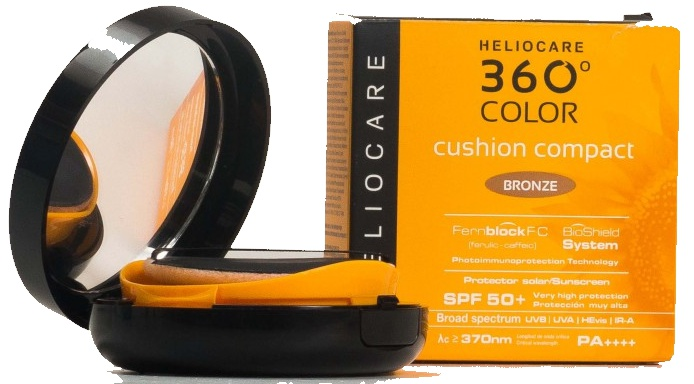 Heliocare 360° Color Cushion-Beige