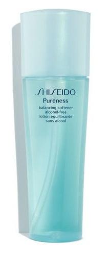 Shiseido Pureness Balancing Softener, Alcohol Free
