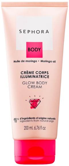 SEPHORA COLLECTION Glow Body Cream