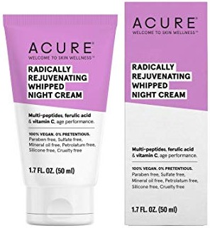 Acure Radically Rejuvenating Whipped Night Cream