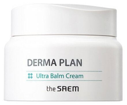 The Saem Derma Plan Ultra Balm Cream