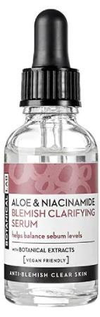 Botanical Lab Aloe & Niacinamide Blemish Clarifying Serum