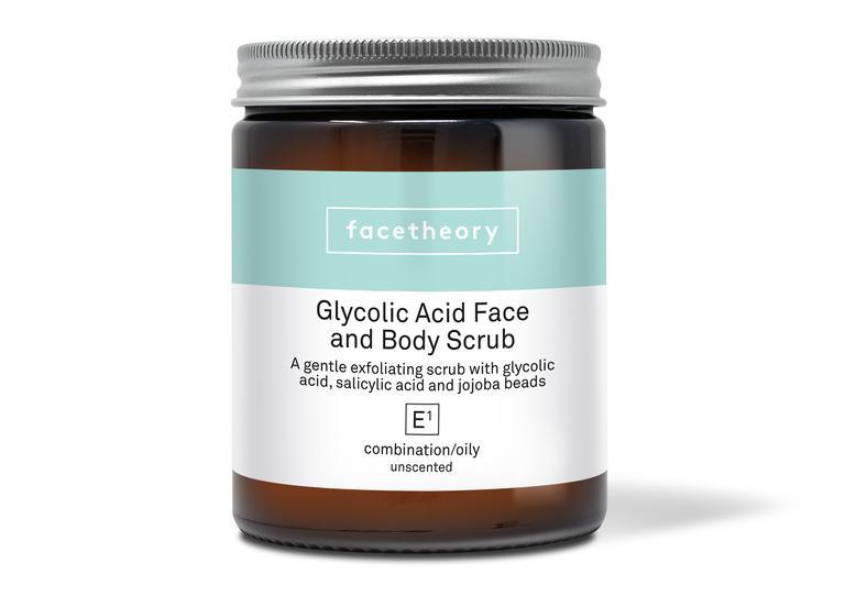 facetheory Glycolic Face Scrub