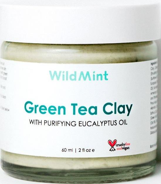WildMint Green Tea Clay