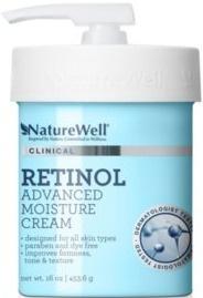 NatureWell Retinol Advanced Moisture Cream
