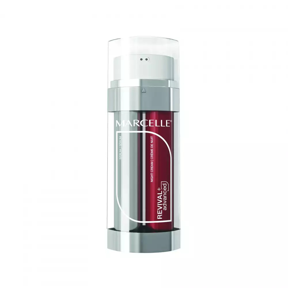 Marcelle Revival+ Advanced Dual Anti-Aging Night Care