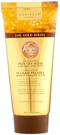 Danielle Creations Peel Off Mask For Face And Neck