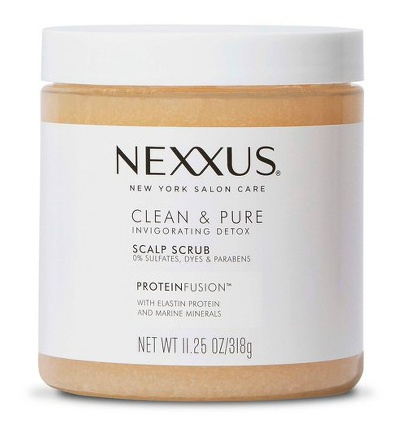 Nexxus Clean & Pure Sulfate-Free Scrub