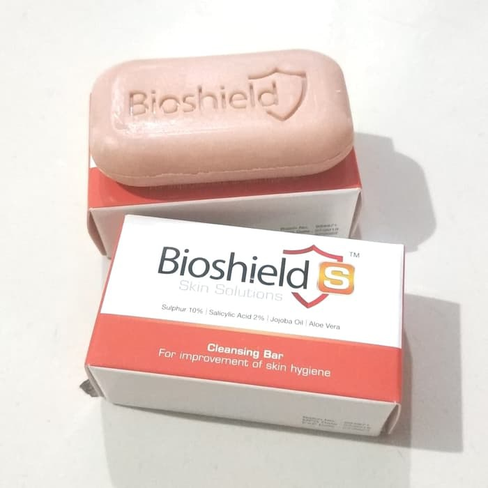 Bioshield S Skin Solutions Cleansing Bar