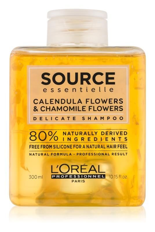 L'Oreal Professionnel Source Essentielle Calendula Flowers & Chamomile Flowers Delicate Shampoo