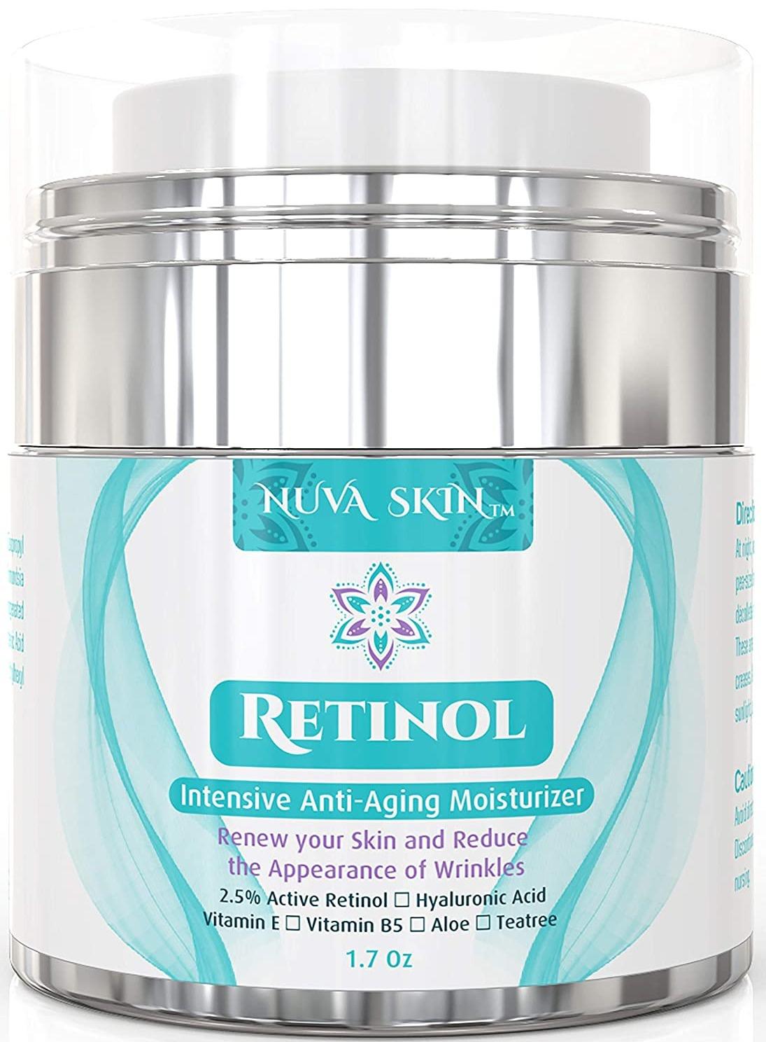 Nuva Skin Retinol Intensive Anti-Aging Moisturizer