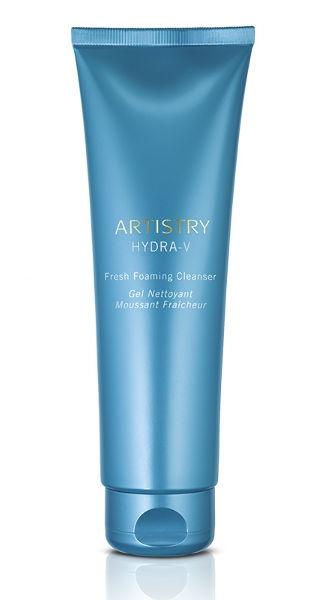 Artistry Hydra V Fresh Foaming Cleanser
