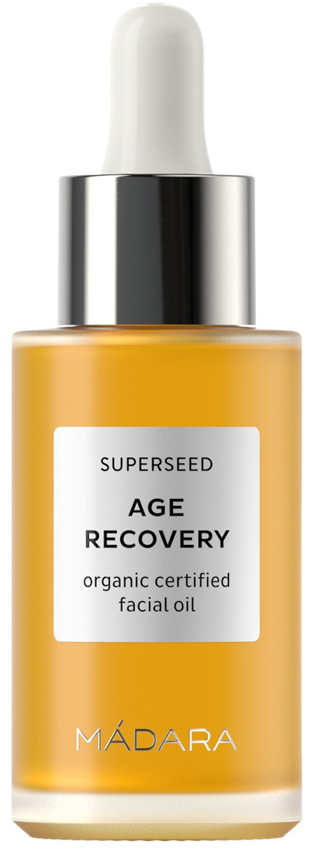 Madara Cosmetics Superseed Age Recovery Facial Oil