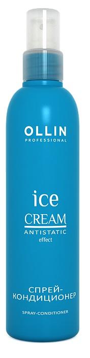Ollin Professional Ice Cream Antistatic Effect Nourishing Conditioner