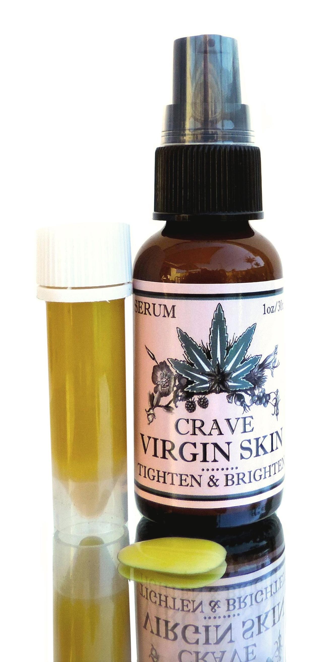 Crave Skincare Virgin Skin Tightening And Brightening Serem