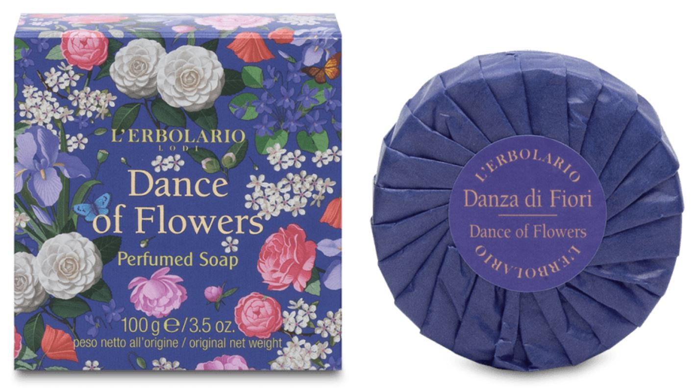 L'Erbolario Profume Soap Dance Of Flowers