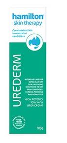 Hamilton Skin Therapy Urederm Cream