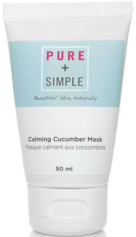 Pure + Simple Calming Cucumber Mask