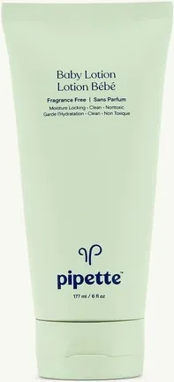 Pipette Baby Lotion Fragrance-Free (2021 Reformulation)